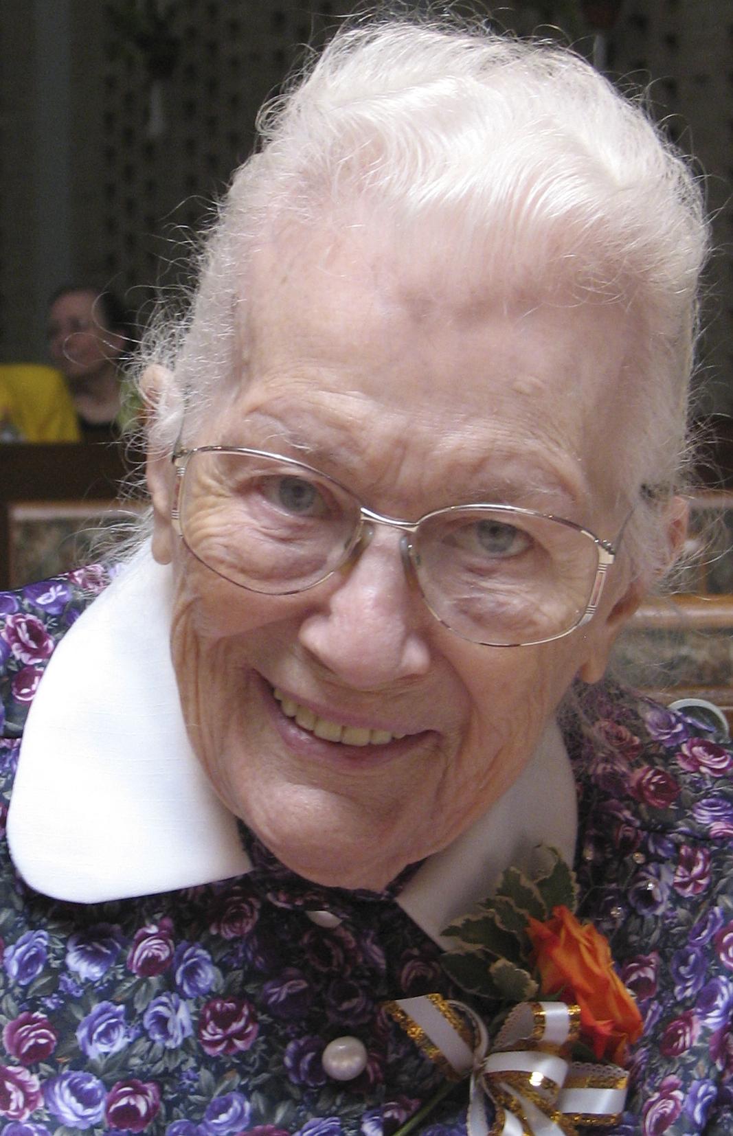 S. Catherine Verbeten, OP