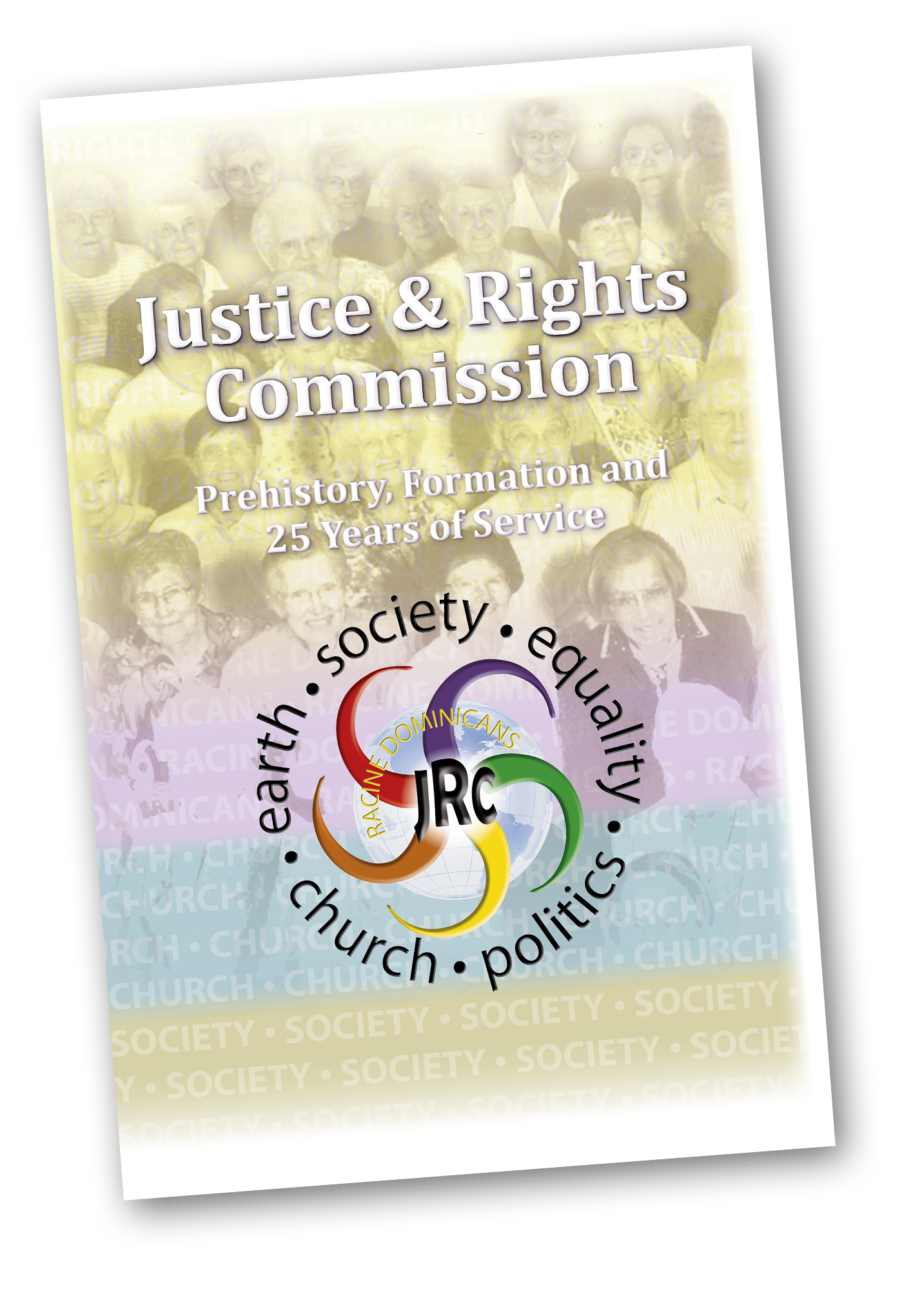 Justice and Rights Commission booklet