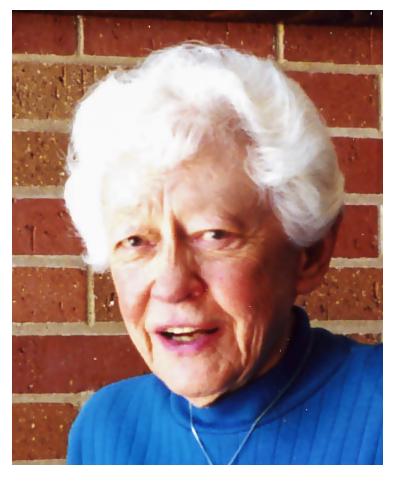 Sister Grace Marie Kraft