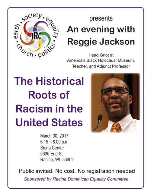 Reggie Jackson - Historical Roots of Racism in America
