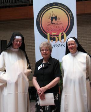 S. Sharon Simon and Regensburg Sisters