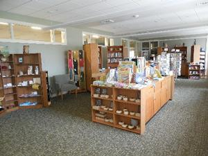new Siena Retreat Center bookstore